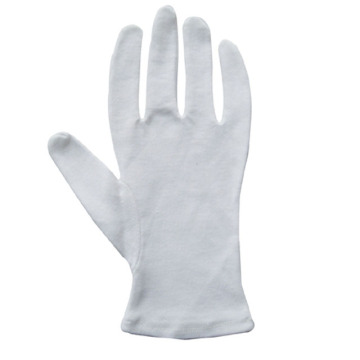 One Size Fits All White Gloves