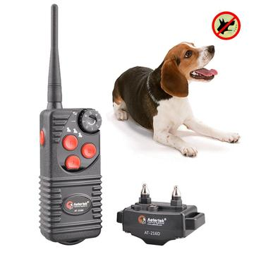 Aetertek AT-216D-1 dog shock trainer