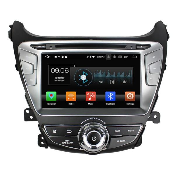 Android 8.0 Elantra 2014 Car Radio