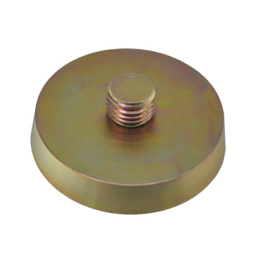 Embeded Round  Fixing Magnet for Concrete Formworks
