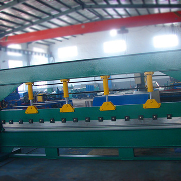 Corrugated roofing sheet steel metal bending machines price