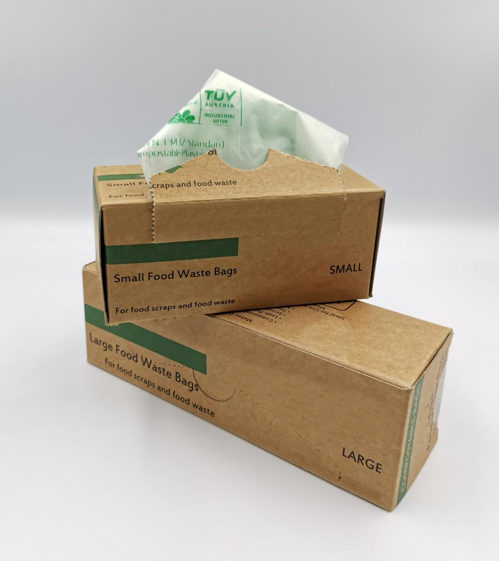 BPI Certified Kitchen Food Waste Bags