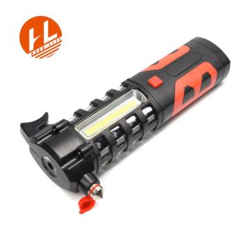 outdoor safety portable flashlight cob led work light