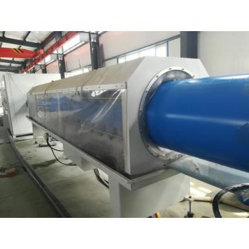 HDPE ABA/ABC Three layer Pipe Extrusion Machine
