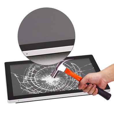 All-in-One PC with Touch Screen