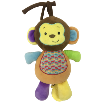 Plush Money Music Toy