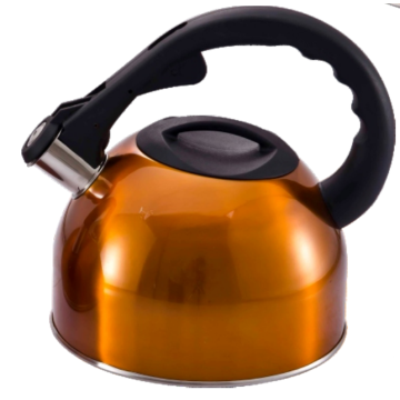 2.5L revere ware copper tea kettle