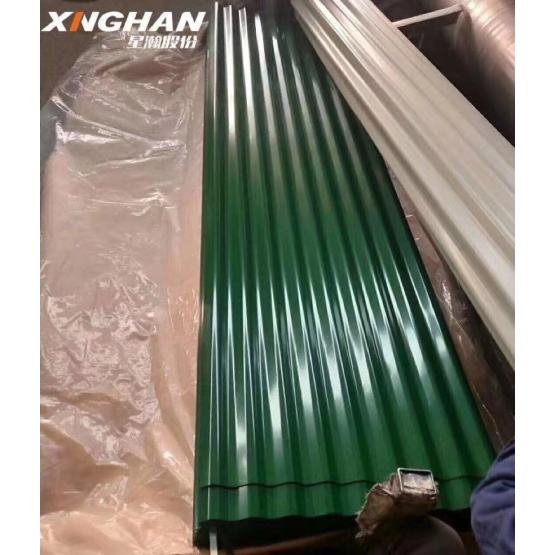 Corrugated Metal And Steel Panels Sheet Siding