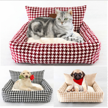 Detachable Sofabed Cat&Dog Nest Pet