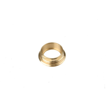 faucet screw cover in Brass