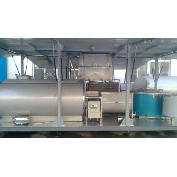 automatic cow milk cooling tnak