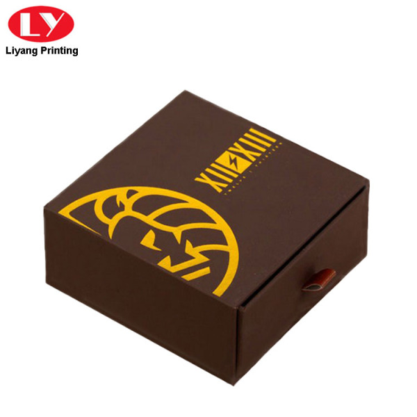 Cardboard Drawer Slide Chocolate Gift Boxes Packaging