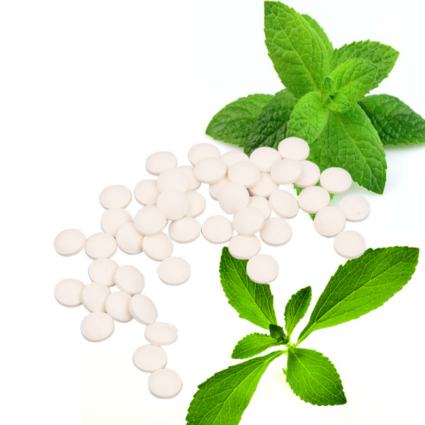 Stevia Tablets Natural coffee Fruit tea Effervescent tablets
