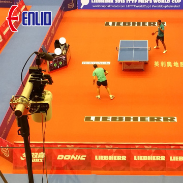 ITTF Approved PVC Table Tennis sports flooring