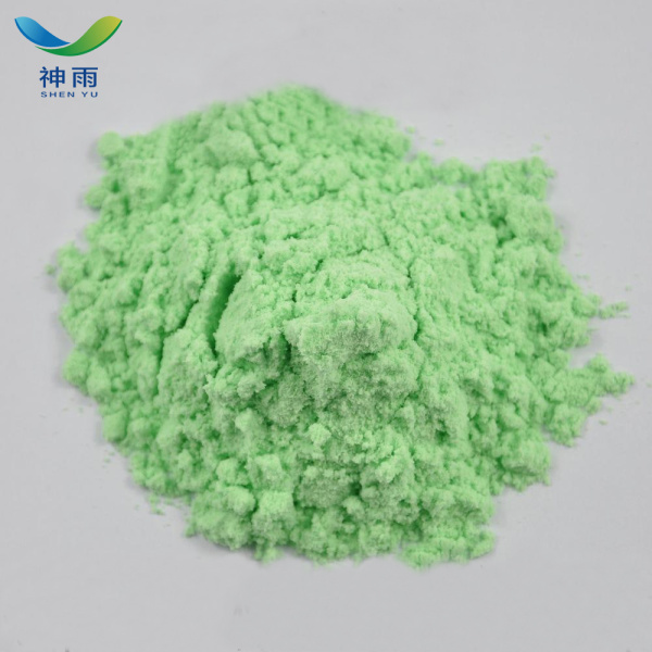 Industrial Grade Green Powder NiF2.4H2O Nickel fluoride