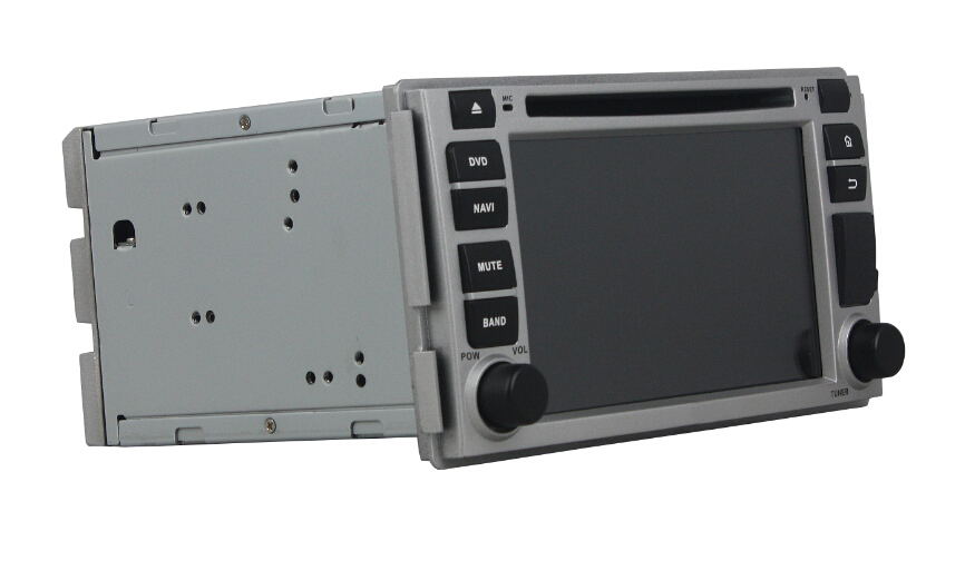 Android Hyundai Santa FE Car DVD Player