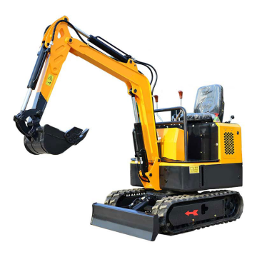 0.8ton micro excavator mini digger of diesel engine