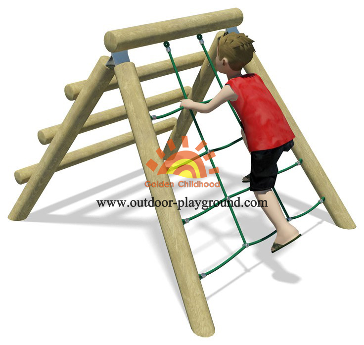 scramble climber playground for kids