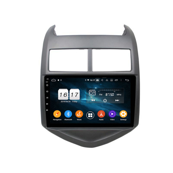 2015 Aveo car multimedia system android 9.0