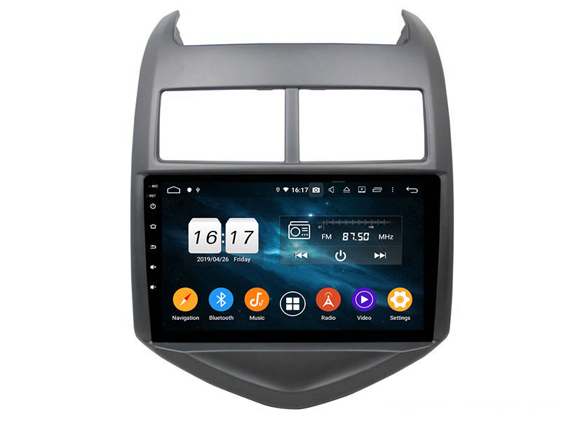 2015 Aveo car multimedia android 9.0
