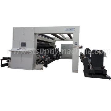 Plastic Film Slitting Machine GDFQ4500