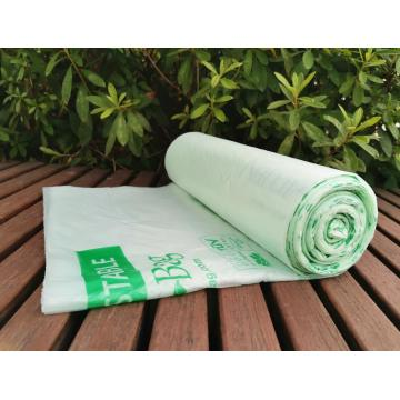 100% Eco Friendly Cornstarch Hazardous Waste Plastic Bags