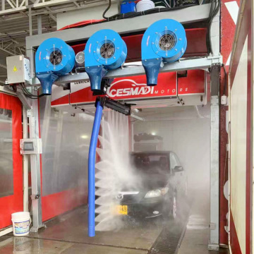 Leisuwash touchless car washing machine price list