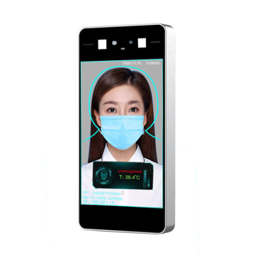 Body Temperature Detection AI Face Recognition Camera