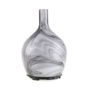 Beautiful Glass Humidifier Diffuser Ultrasonic Essential Oil