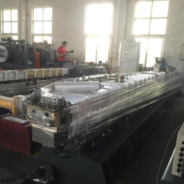 WPC granulating production line