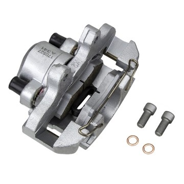 aluminum brake caliper covers