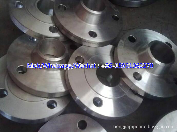 SS304 flanges WN