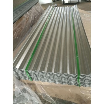 Galvanized  Corrugated Steel Sheet