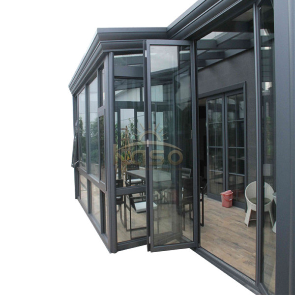 Sun Room Roofing Aluminum Enclosure Screen Patio Cover