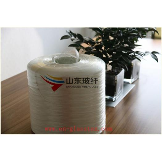 High pressure pipe with fiberglass roving ECR17-2000D-606