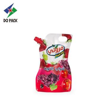 Stand Up Pouch/Plastic Juice Packaging