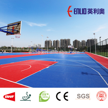 Enlio FIBA Approved court tiles