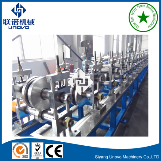 C section unistrut channel roll forming machines