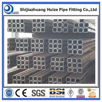 316 stainless steel seamless square pipe
