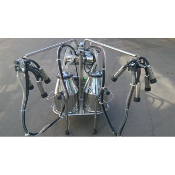 Portable Milking Machine With High Efficacy