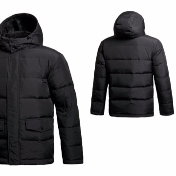 Warm down jacket mens winter coat high quality