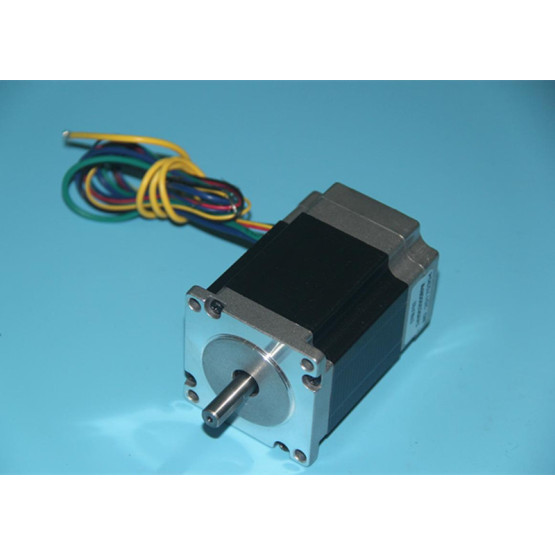 Wye-windings permanent magnet brushless dc motors enforced NEMA Size 23