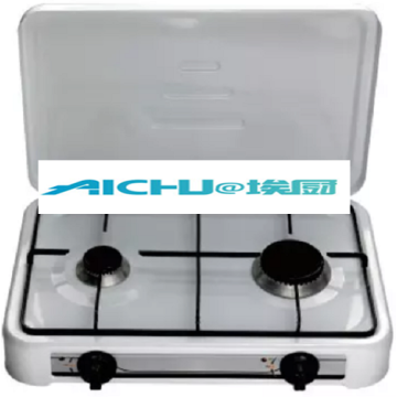 2 Burnes Japanese Portable Gas Stove