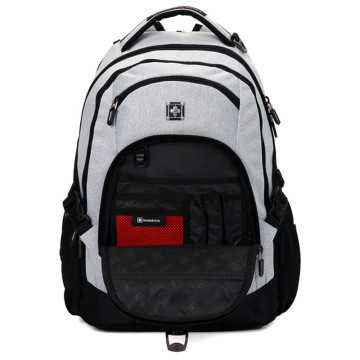 Promotional Waterproof  Business Leisure Suissewin Backpack