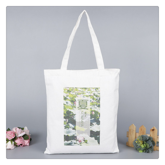 Shopping Cotton Season Pattern Bag