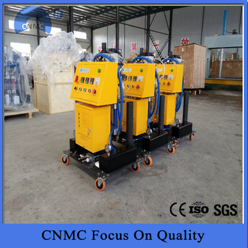 Polyurethane Foam Rig Insulation Machine