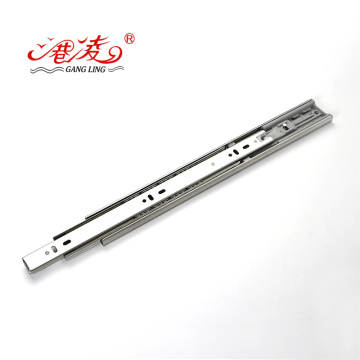 Exquisite Furniture 45mm Drawer Slide Hardware 350MM
