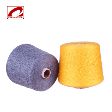 100% cashmere yarn for knitting 2 ply
