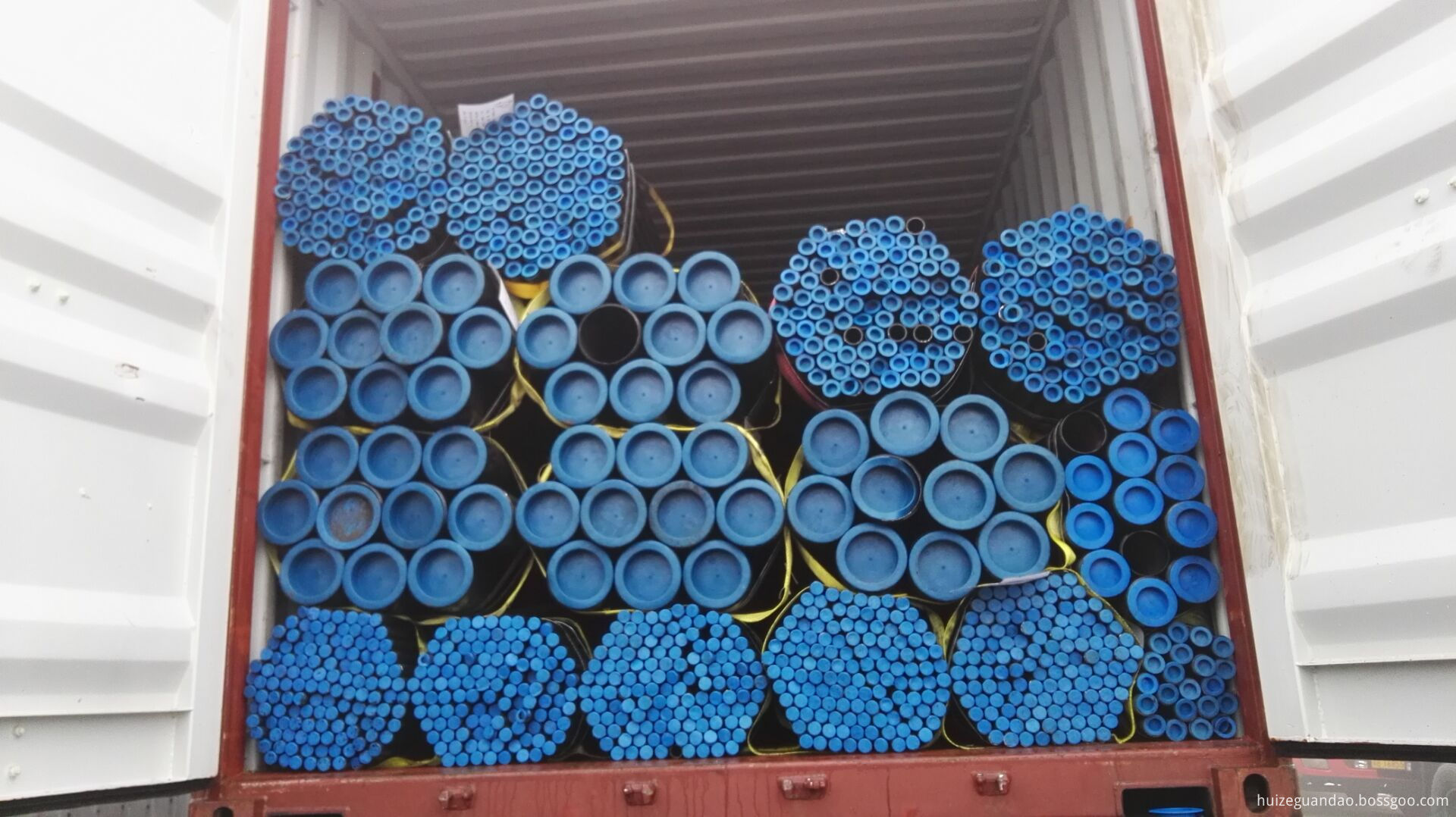 Carbon Steel Galvanised Pipe