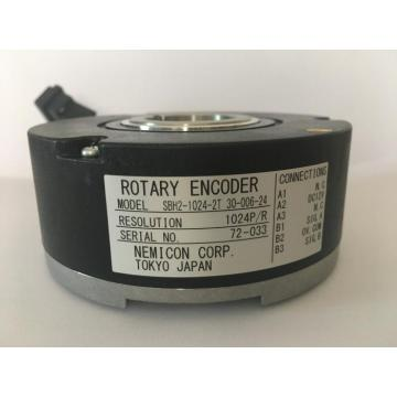 SBH2-1024-2T-30-006-24 NEMICON ENCODER for Fujitec Elevators